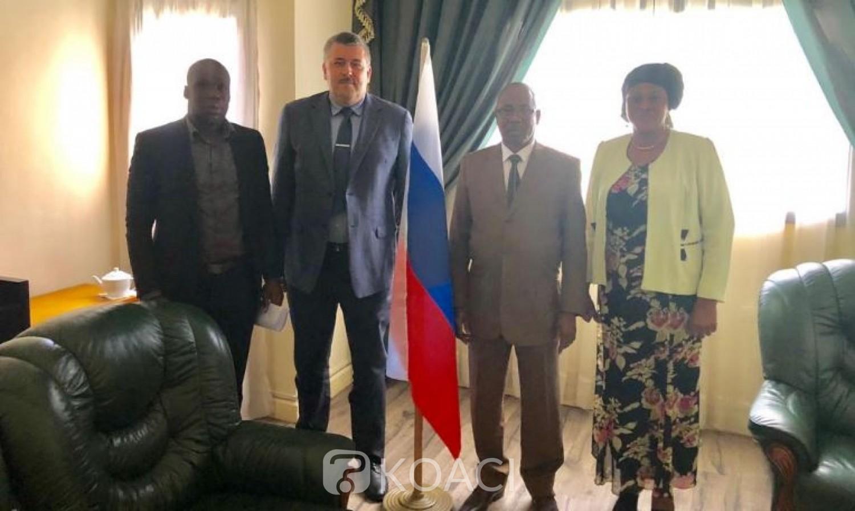 Côte d'Ivoire: 2020, après son audience à l'ambassade de Russie, Babily Dembelé «On ne nous imposera pas une élection, si les conditions ne sont pas réunies »