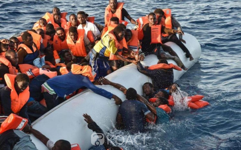 Mauritanie: Naufrage au large, 62 migrants au moins  morts noyés,selon un nouveau bilan