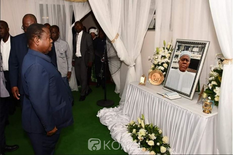 Côte d'Ivoire: Décès de Moustapha Doukouré, Bédié  présente ses condoléances et révèle ses bienfaits pour le  PDCI
