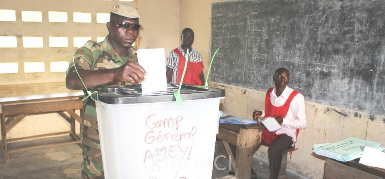 Togo: Présidentielle 2020, aux urnes le 22 février, vote anticipé d'abord