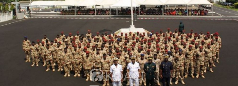 Côte d'Ivoire: Fin de mission pour les soldats ivoiriens du 4ème Contingent de la force onusienne au Mali (Minusma)