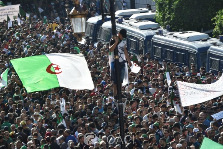 Algérie: Marée humaine dans les rues d'Alger pour empêcher la tenue de la présidentielle