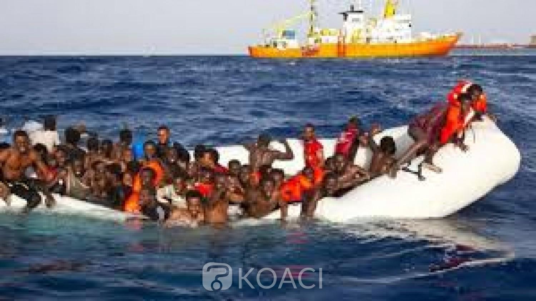 Mauritanie:  En route pour l'Espagne,192  migrants gambiens interceptés au large