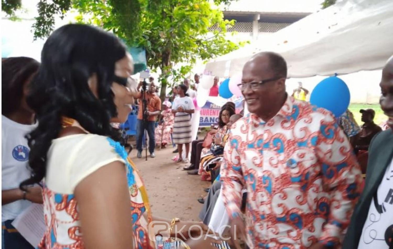 Côte d'Ivoire: 2020, à Yopougon, Ouégnin met  les femmes des espaces de libres échanges en mission pour la reconquête du pouvoir d'Etat
