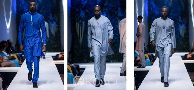 Côte d'Ivoire: Le « Kaftaany » ou quand Ciss St Moïse invente le costume africain