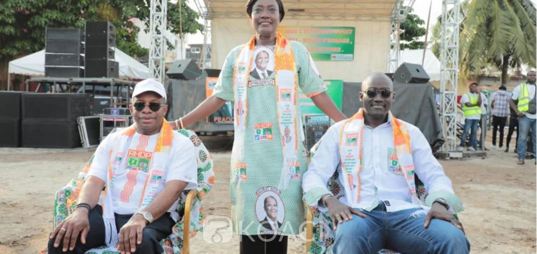 Côte d'Ivoire: Présidentielle de 2020, Siandou et Abdourahmane s'engagent pour la victoire du RHDP à Port-Bouët