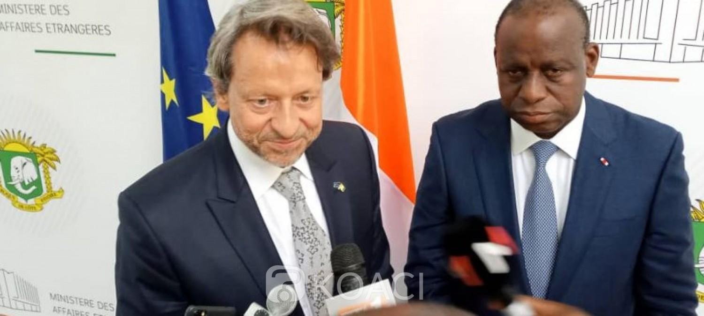 Côte d'Ivoire: Présidentielle de 2020, le Gouvernement sollicite l'UE pour l'observation du scrutin, elle promet «bien» travailler avec la Côte d'Ivoire