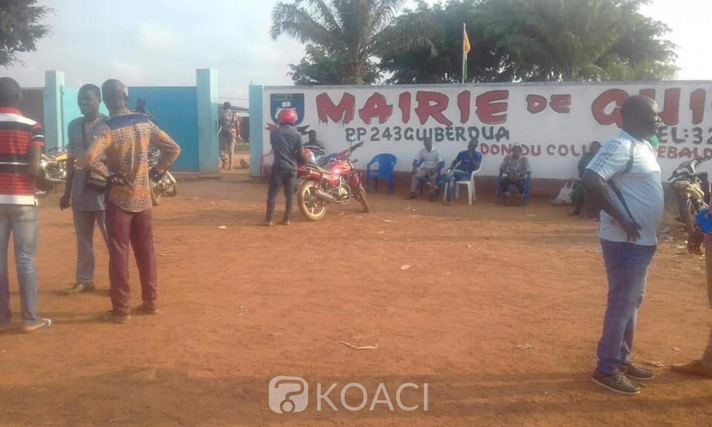 Côte d'Ivoire: À Guibéroua, des agents de la mairie en grève, ils réclament plusieurs mois de salaire impayé