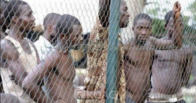 Côte d'Ivoire: Annoncés libres en juin, sept ivoiriens de la crise post-électorale toujours détenus au Liberia ?