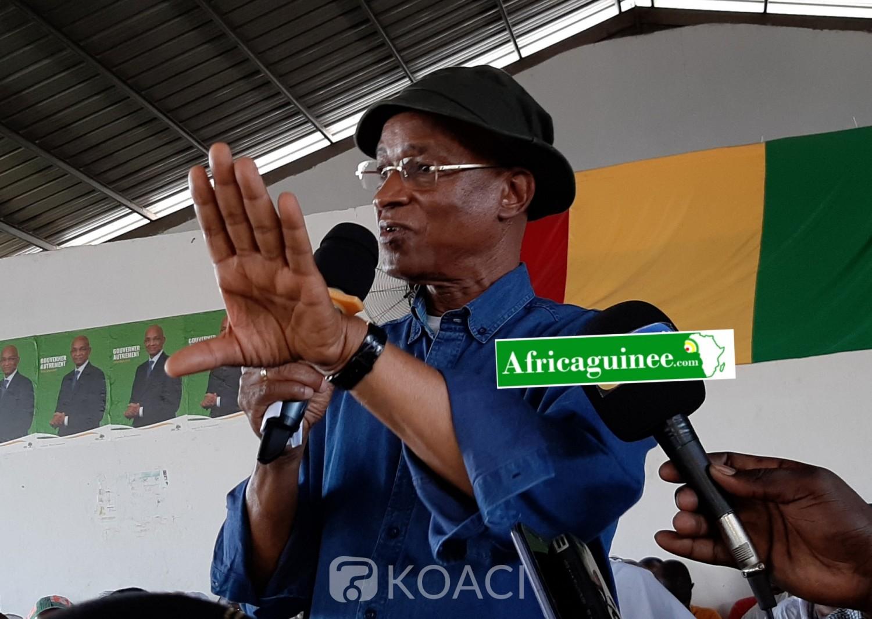 Guinée: Critiqué sur sa participation au dialogue, Cellou Dalein, chef de l'UFDG s'explique