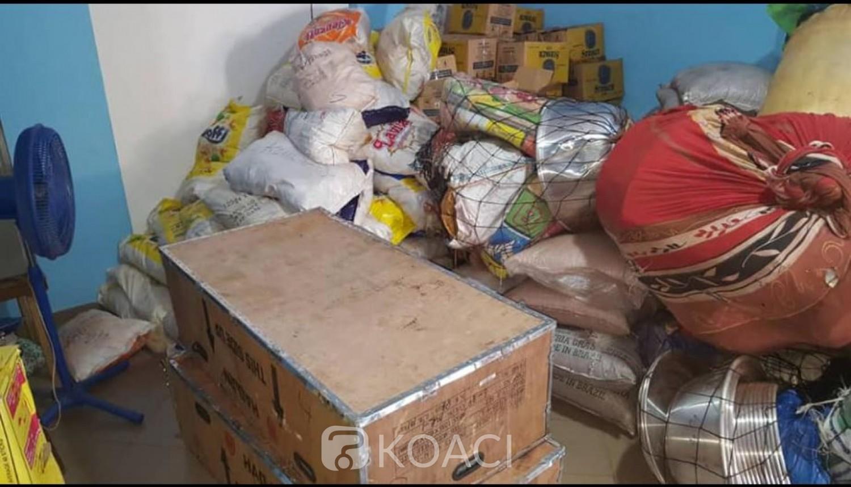Côte d'Ivoire: Un véhicule transportant des médicaments de qualité ou falsifié (MQIF) et divers autres produits saisi