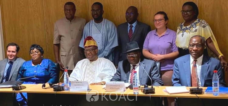 Guinée: Mission de Soglo et Goodluck à Conakry, point sur les premières rencontres