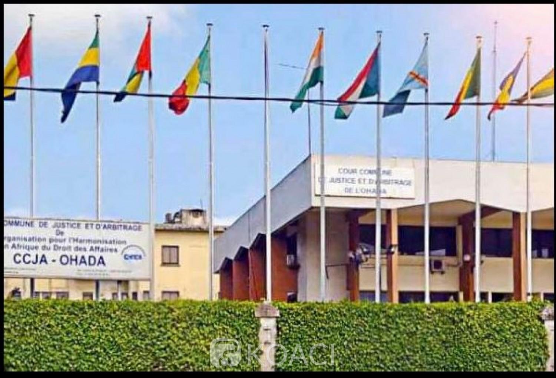 Côte d'Ivoire: La Cour commune de justice  d'arbitrage de l'OHADA rétablit dans ses Droits  une entreprise ivoirienne spoliée au Mali depuis 15 ans