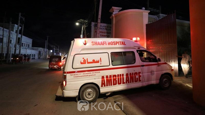 Somalie: Attaque «terroriste»contre un hôtel à Mogadiscio,cinq morts et 11 blessés