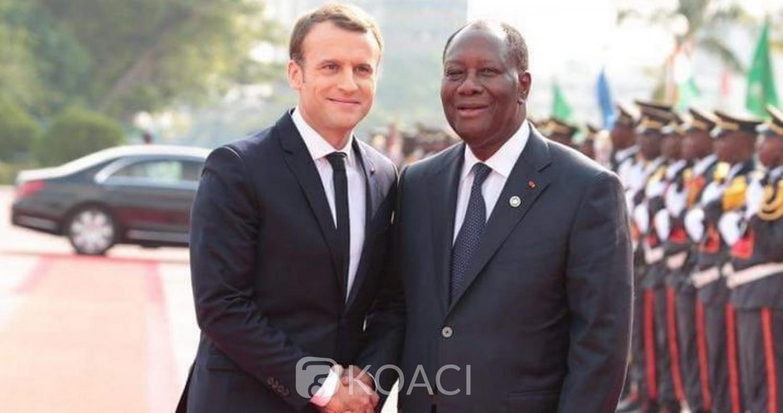 Côte d'Ivoire-France: Emmanuel Macron en visite officielle à compter du 20 décembre 2019