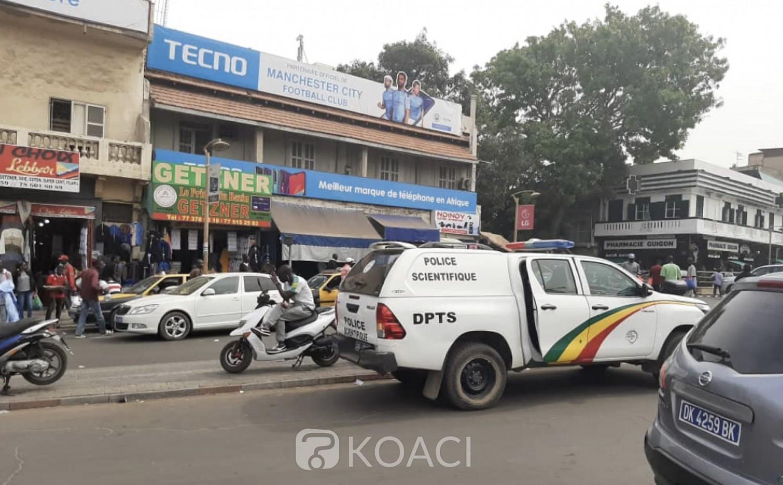 Sénégal: Un policier se suicide en plein jour au marché Sandaga