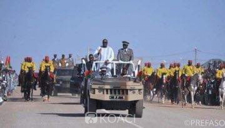 Burkina Faso: Sobre commémoration du 59e anniversaire de l'indépendance du pays