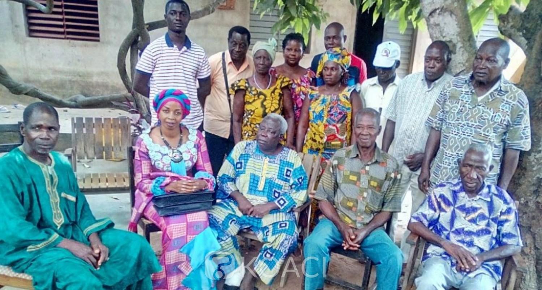 Côte d'Ivoire: N'étant pas de la lignée, son intronisation contestée à Trainou Mlangougoukro