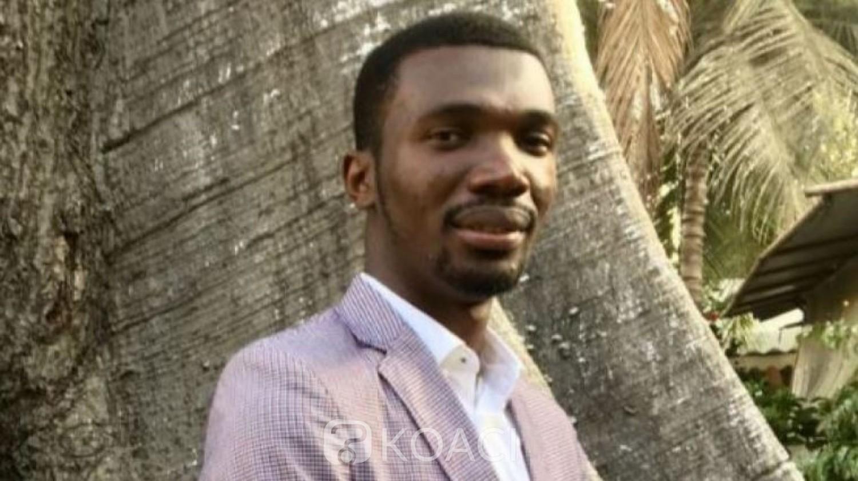 Côte d'Ivoire: Un ivoirien remporte le prix d'un media d'Etat Français, et empoche près de 10 millions FCFA pour réaliser son projet