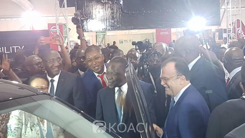 Côte d'Ivoire: Ouverture du premier salon de l'Auto à Abidjan, Amadou Koné salue une «excellente initiative»