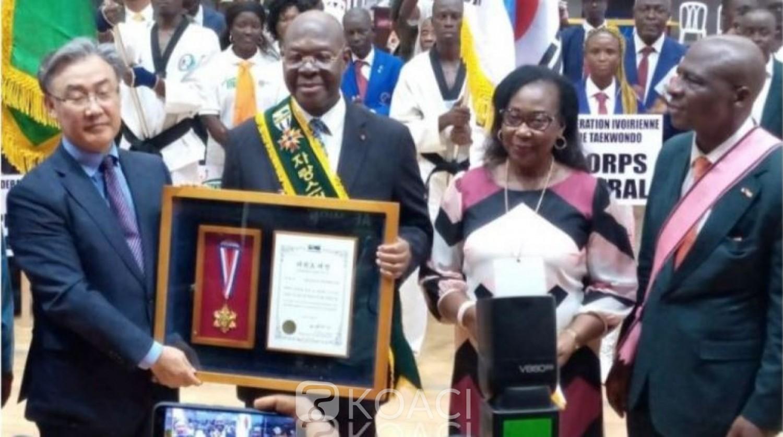 Côte d'Ivoire: Taekwondo, Ouassenan Koné premier non coréen à être distingué par l'Académie Mondiale de la discipline