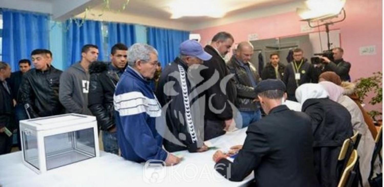 Algérie: Présidentielle, le taux national de participation atteint 33,06 % à 17 H