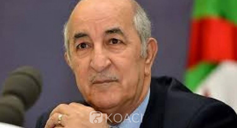 Algérie: Présidentielle, Abdelmadjid Tebboune succède à Bouteflika  avec 58,15% des voix