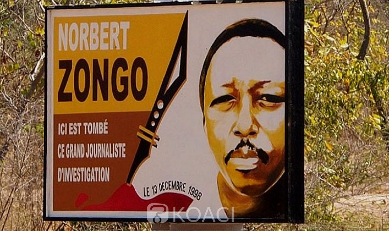 Burkina Faso:  21e anniversaire de l'assassinat de Norbert Zongo, des organisations réclament l'extradition de François Compaoré