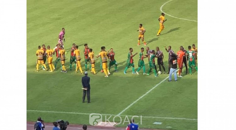 Côte d'Ivoire: Classico ivoirien, l'Africa s'impose face à l'Asec au Félicia (1-0)