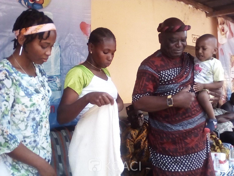 Côte d'Ivoire: Pour la santé des nourrissons, les femmes du Ahaly sensibilisées