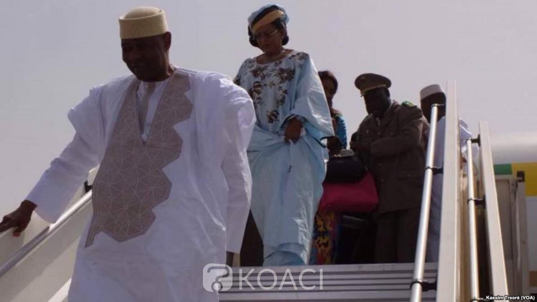 Mali: Retour définitif de l'ex-Président ATT après 7 ans d'exil au Sénégal