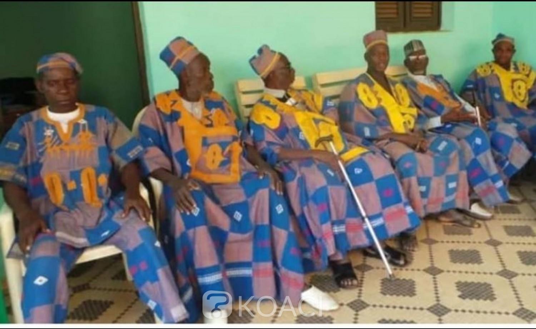 Côte d'Ivoire: Les chefs de canton de Ferké prient les mânes de leurs ancêtres pour un retour sain et sauf au pays de Soro