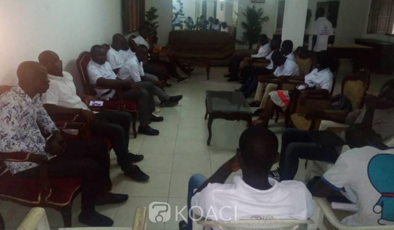 Côte d'Ivoire: Avant le meeting conjoint PDCI-FPI,  Ouégnin aux jeunes majeurs «Soyez persévérants et courageux car le combat politique est une lutte de longue haleine »