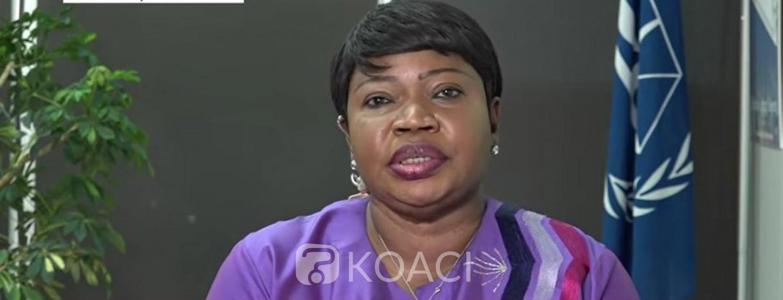 Côte d'Ivoire: CPI,  Fatou Bensouda réitère poursuivre son enquête sur d'éventuels crimes commis par l'autre camp