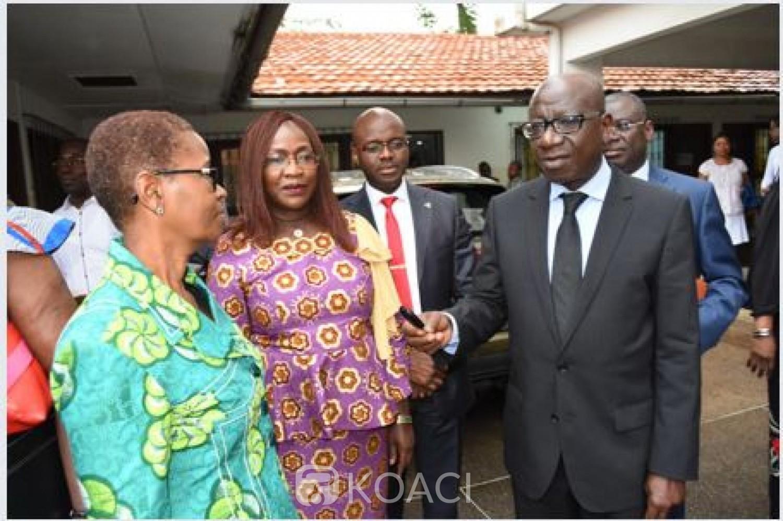 Côte d'Ivoire: Le DG des impôts exhorte ses agents à redoubler d'efforts pour atteindre les  recettes estimées à plus de 2000 milliards de francs CFA