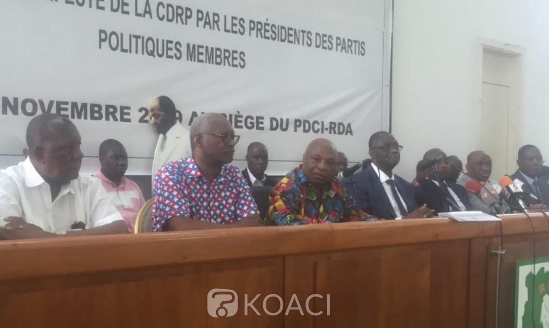 Côte d'Ivoire: Les «Gbagbo où rien» et le PDCI délocalisent leur meeting à Port-Bouët après l'interdiction du maire de Yopougon