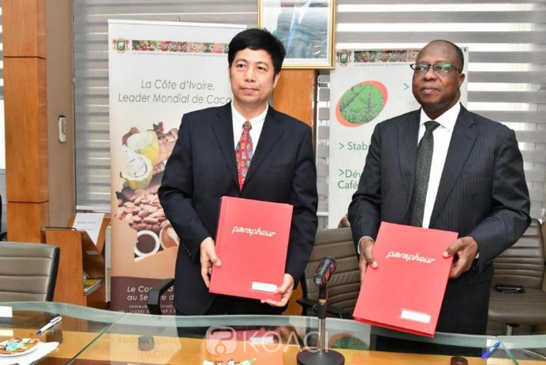 Côte d'Ivoire: Café-Cacao, un accord entre Abidjan et Pékin pour la construction des usines de transformation et entrepôts de stockage