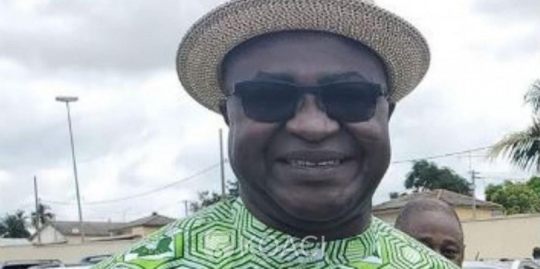 Côte d'Ivoire: Un vice-président  du PDCI-RDA empêché de sortir du pays ?