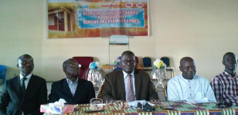 Côte d'Ivoire: Depuis Port-Bouet, Révérend Germain Zamblé  opposé à des candidatures de guides religieux en 2020