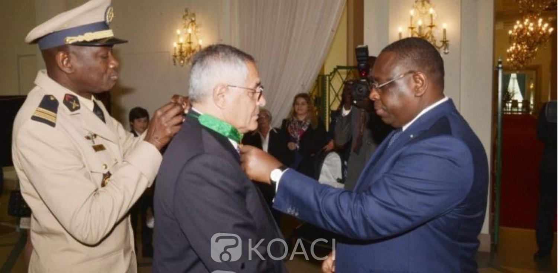Sénégal: Naguère proche de Macky Sall, Robert Bourgi indésirable au palais présidentiel