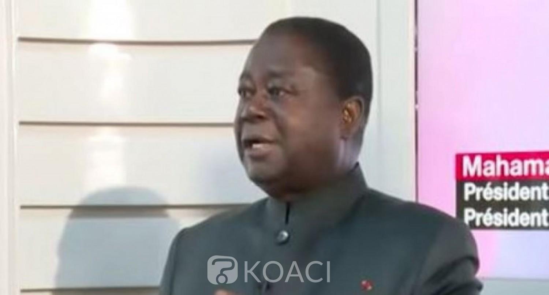 Côte d'Ivoire: A 24h de sa visite à Abidjan, Bédié sollicite une audience avec Macron