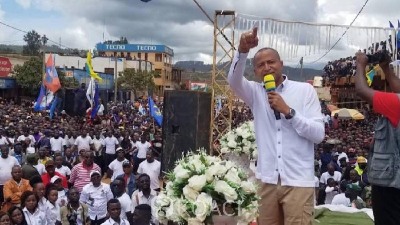 RDC: Moise Katumbi crée son propre parti politique«Ensemble pour la République»