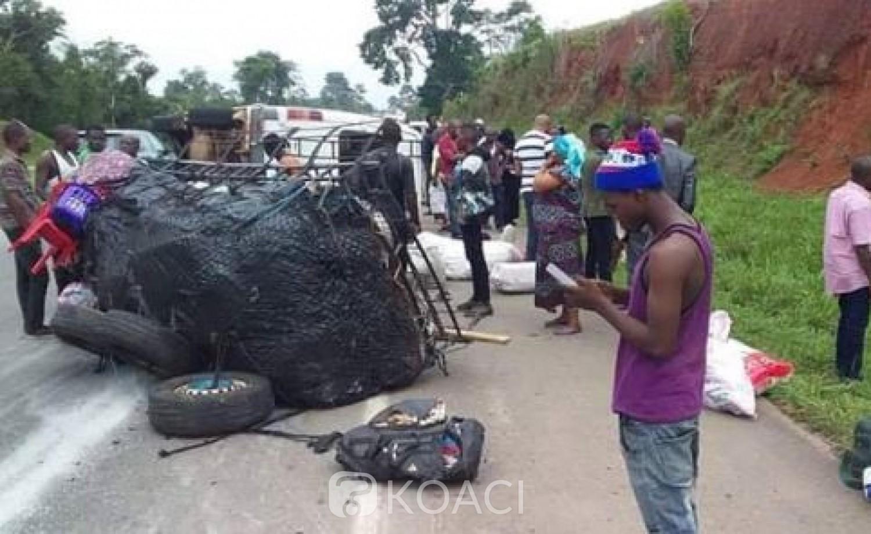 Côte d'Ivoire: Découverte macabre de deux corps sur l'autoroute du nord