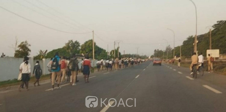 Côte d'Ivoire: Manifestations pour des « Congés anticipés », après un report, mystère sur la nouvelle date du procès des suspects pris sur les lieux