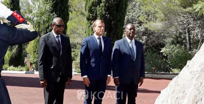 Côte d'Ivoire-France: Le programme complet de la visite officielle de Macron avant son départ pour le Niger pour un hommage