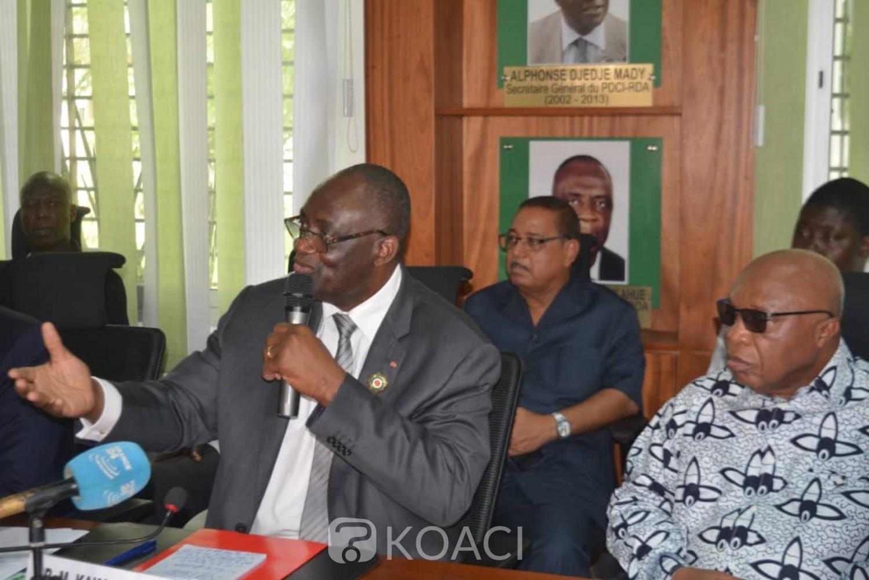 Côte d'Ivoire: Meeting de l'opposition à Port-Bouët, malgré l'appel du ministre Sidiki Diakité, un forcing du FPI et du PDCI ?