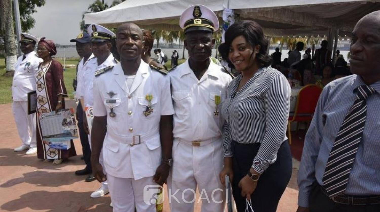Côte d'Ivoire: Quarante-six (46) marins admis à faire valoir leur droit à la retraite