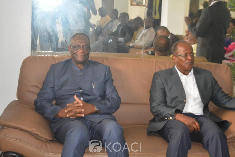 Côte d'Ivoire: Meeting FPI-PDCI à Port-Bouët, Ouégnin « lorsque vous avez tout fait, un seul choix, vous devez prendre vos responsabilités »