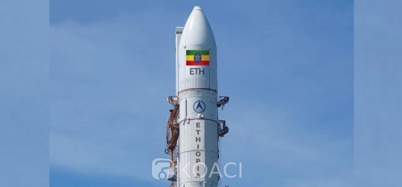 Ethiopie: Le premier satellite lancé dans l'espace