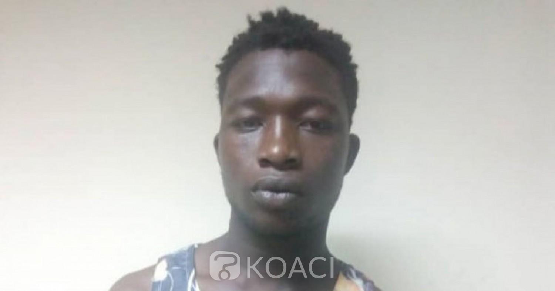 Côte d'Ivoire: Un caïd des microbes apprehendé par la police